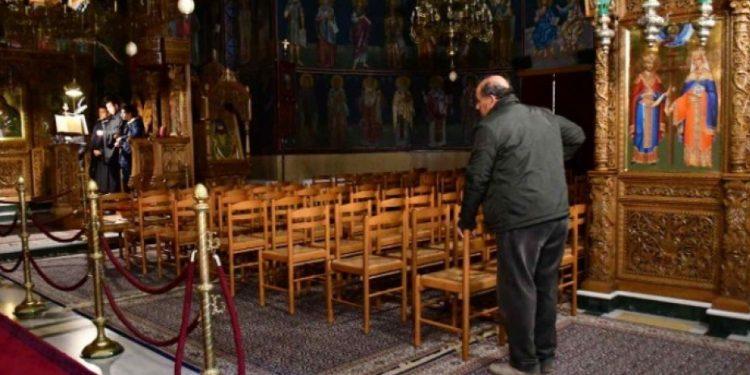 Αρση μέτρων: Ανοίγουν την Κυριακή οι εκκλησίες για τους πιστούς